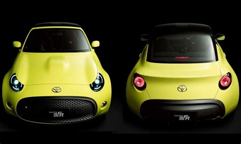 Sf Toyota Toyota Sf R Mini Sportwagen Vision F 252 R Kleines Geld