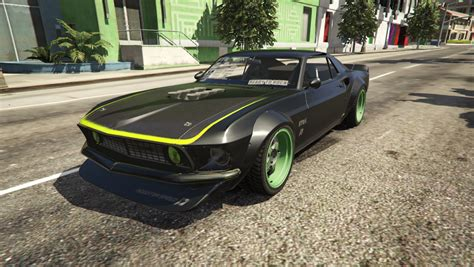 Mustang Rtr X by Ford Mustang Rtr X Gta5 Mods
