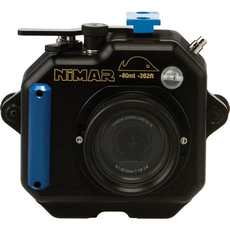 canon underwater digital nimar underwater housing for canon powershot g15 digital nig15