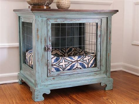 Kennel Furniture by Best 25 Crate Furniture Ideas On Puppy