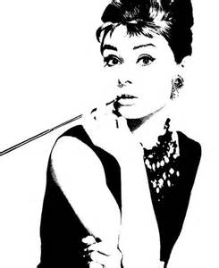 Marilyn Monroe Wall Murals marilyn monroe and audrey hepburn picture print on canvas