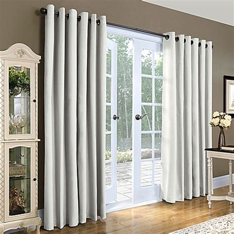 double wide curtain buy thermalogic 174 weathermate 84 inch double wide grommet
