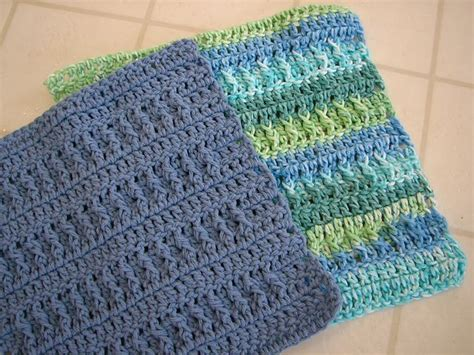 yarn dishcloth pattern ravelry dish cloth crochet ckc dishcloths pattern by
