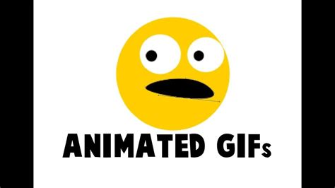 moving clipart tutorial animated gifs with after effects