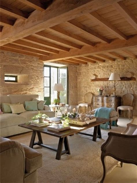 Hermoso  Planos Casas Rusticas #6: Airy-and-cozy-rustic-living-room-designs-47.jpg