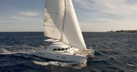 most comfortable liveaboard sailboat the most comfortable sailboat 5 sailing catamarans to