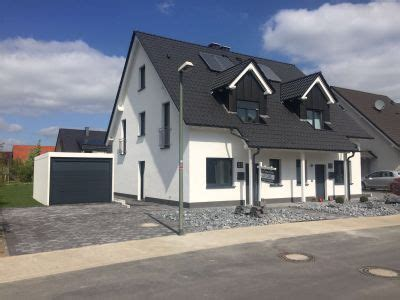 Wohnung Mit Garten Ahlen by Erstbezug Nach Fertigstellung Doppelhaush 228 Lfte Mit 400