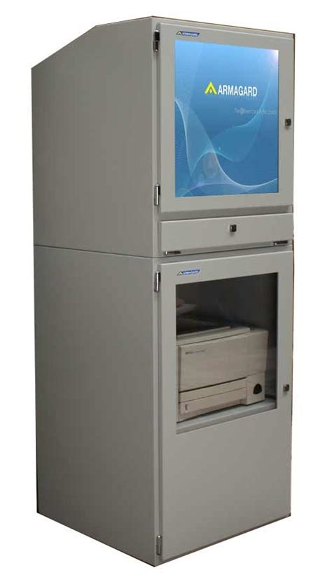 Pc Cabinet by Industrial Computer Cabinet All In One Pc Protection