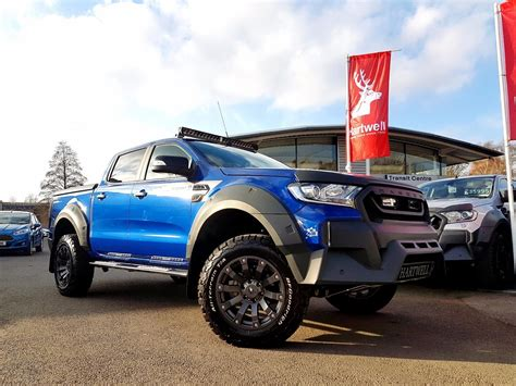 Used 2017 Ford Ranger M SPORT THE NEW RANGER M SPORT