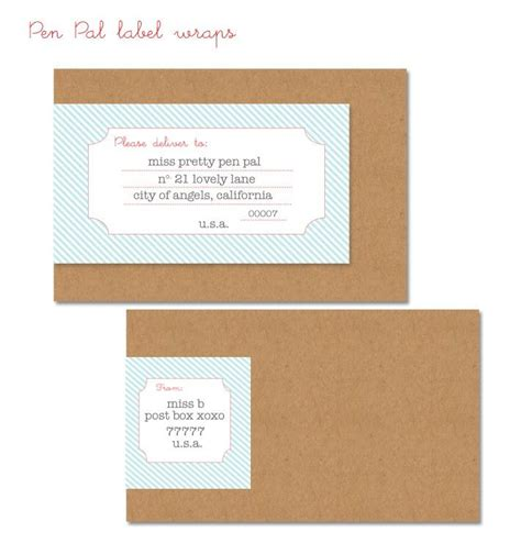 red poppy address label template download print