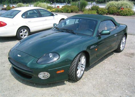 1999 Aston Martin Db7 by 1999 2003 Aston Martin Db7 Vantage Review Top Speed