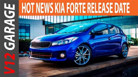 kia forte hatchback 2018 2018 kia forte hatchback review and release date