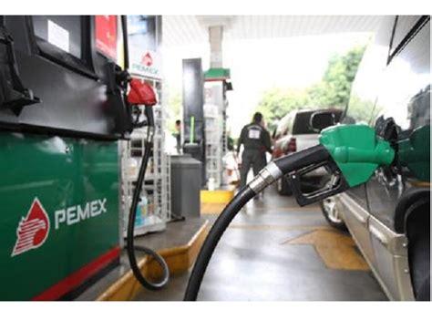 gasolina pagada en efectivo 2016 litro de gasolina a los 20 pesos en el 2017 tribuna ceche