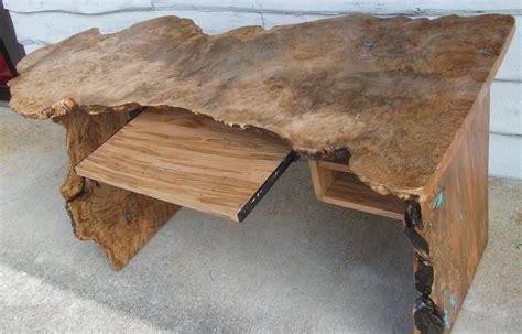 live edge wood desk live edge tables foyer console tables custom wood