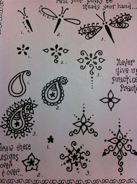 henna tattoo designs steps a005852b22b0f5b61be13bb662d32c40 jpg 736 215 985 henna