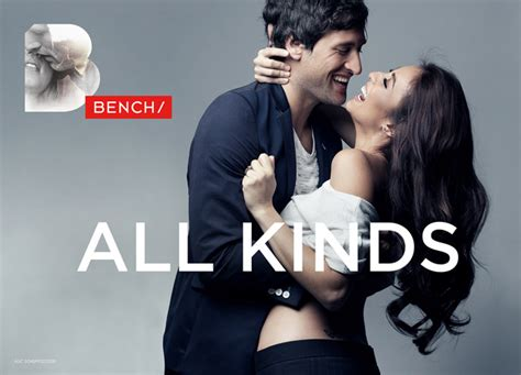 bench com philippines bench billboard features all kinds of love promotes