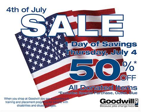 Goodwill Discount Calendar Bee Coupons Savings