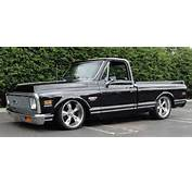1967 To 1972 Chevy Short Box Trucks For Sale  Autos Weblog