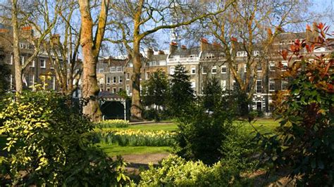 Things To Do Near Square Garden by Bedford Square Gardens Sightseeing Visitlondon