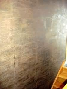 Faux Paint Techniques faux painting techniques on pinterest metallic wall