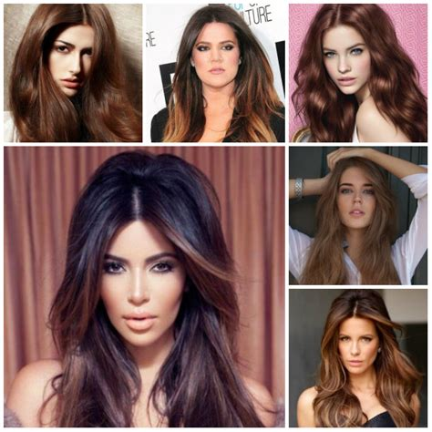 tendencias color pelo 2016 mujer colores para el cabello de mujer que son tendencia en 2016