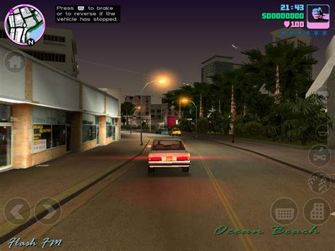 Grand Theft Auto Vice City by Grand Theft Auto Vice City For Iphone Download