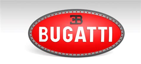 bugati logo bugatti logo 3d cad model library grabcad