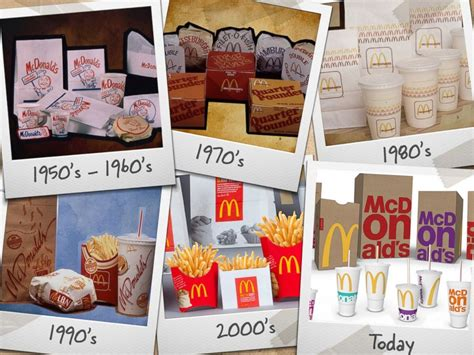 mcdonalds new years day mcdonald s serves up new modern packaging abc news