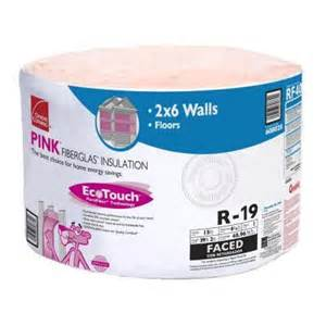 home depot insulation prices owens corning r 19 kraft faced insulation continuous roll