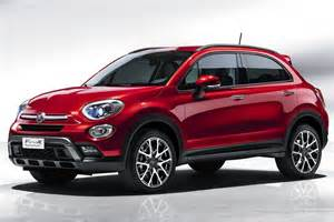 Fiat Suvs Fiat Launching The 2015 500x Suv Machinespider