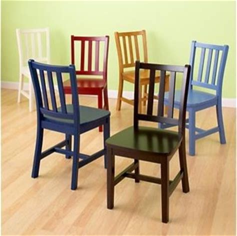 primary wooden play chairs traditional
