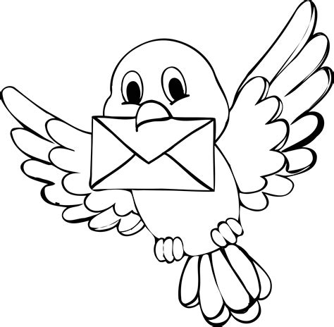 bird coloring pages coloringsuitecom