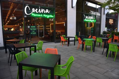 cocina swansea this is what the new cocina mexican restaurant and bar in