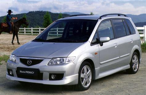 mazda premacy  ditd active manual    hp  doors technical specifications