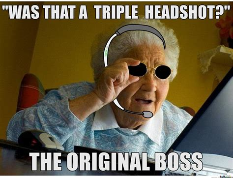 Granny Meme - grandma finds cod by en1gma92 meme center