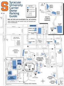 where to park for the syracuse crunch s frozen dome