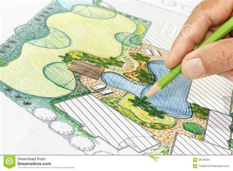 landscape design plans backyard garden design by ben lannoy landscapes