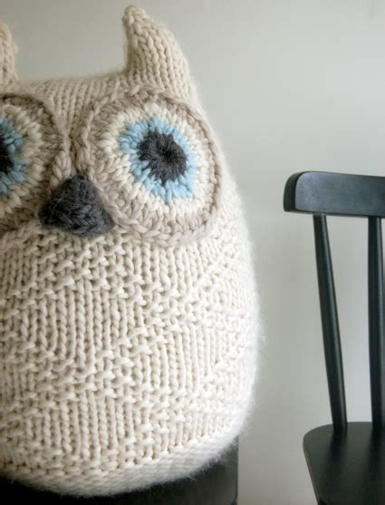 pin owl cushion crochet pattern 235 on pinterest