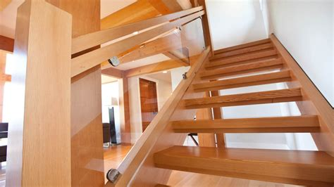 Timber Stairs Design Custom Timber Stairs And Railings Island Timber Frame