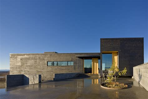 a home modern dream home in the wild house for a musher by mayer