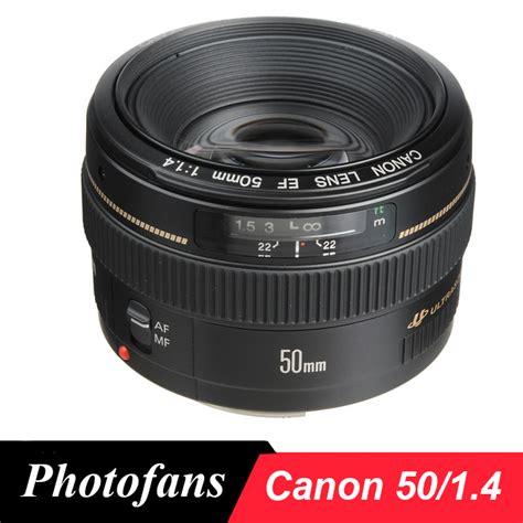 Aksesoris Kamera Canon Lensa Ef 50mm 50 Mm F 1 8 Stm Free canon 50 1 4 lens ef 50mm f 1 4 usm lenses in lens from consumer electronics on