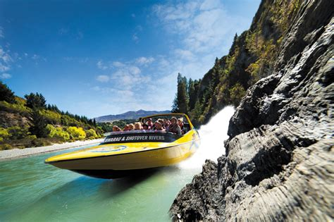 jet boat queenstown lord of the rings best jet boat rides in new zealand s north island south