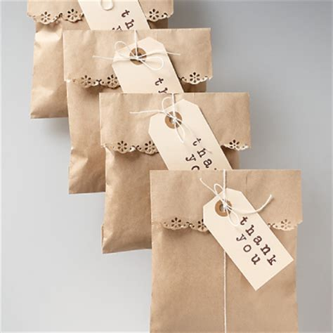Paper Bag Ideas - favor bags 2