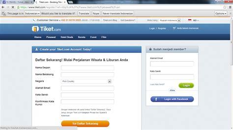 membuat web reservasi tiket widia fitri hendriani analisa swot e commerce