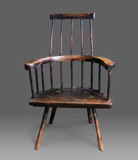 comb back chair antique antique ash comb back stick chair 19th century