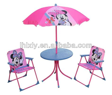 Minnie Mouse Patio Set by Childrens Table And Chairs Minnie Mouse