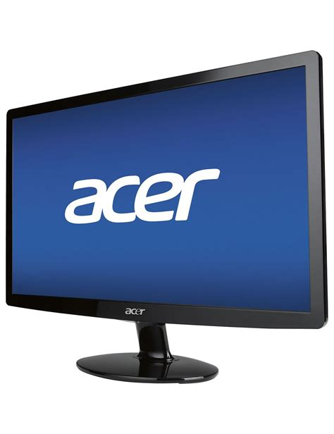 Monitor Acer Led 20 quot acer led monitor digital