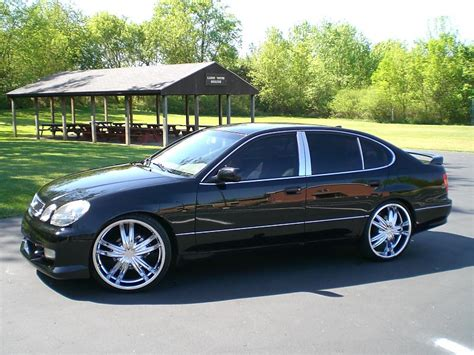 custom lexus gs400 1998 gs400 for sale complete custom 22s kit must
