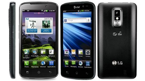 android phones at t lg nitrohd bluetooth gps 4g lte android pda phone att wireless condition used cell