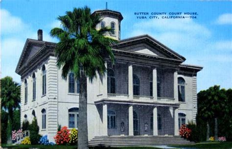 Sutter County Records Postcards From Sutter County Ca